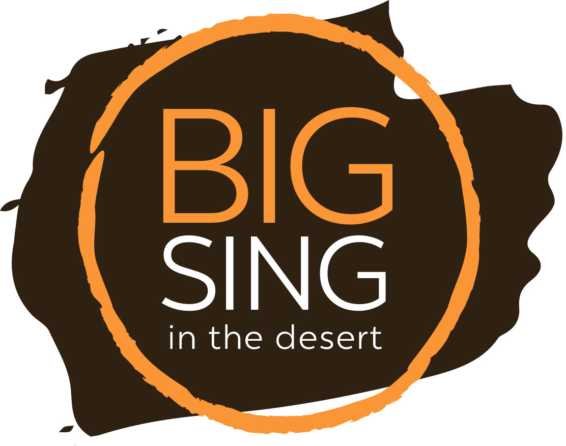 Big Sing in the Desert